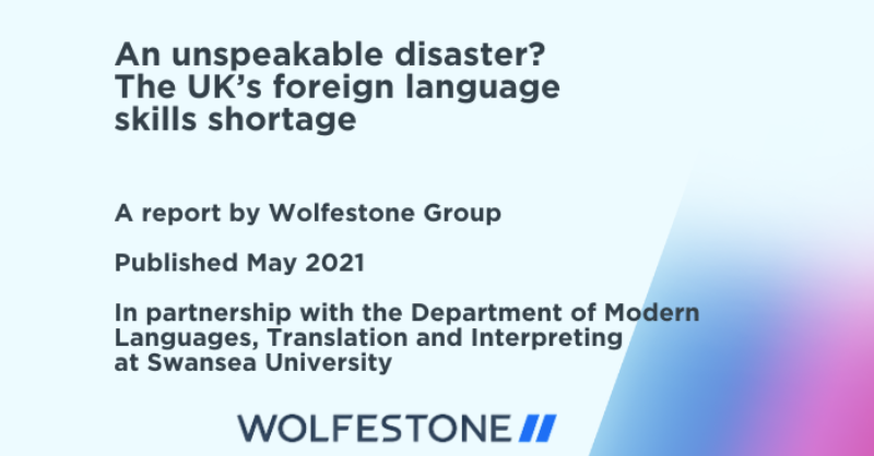 An unspeakable disaster? The UK's foreign language skills shortage