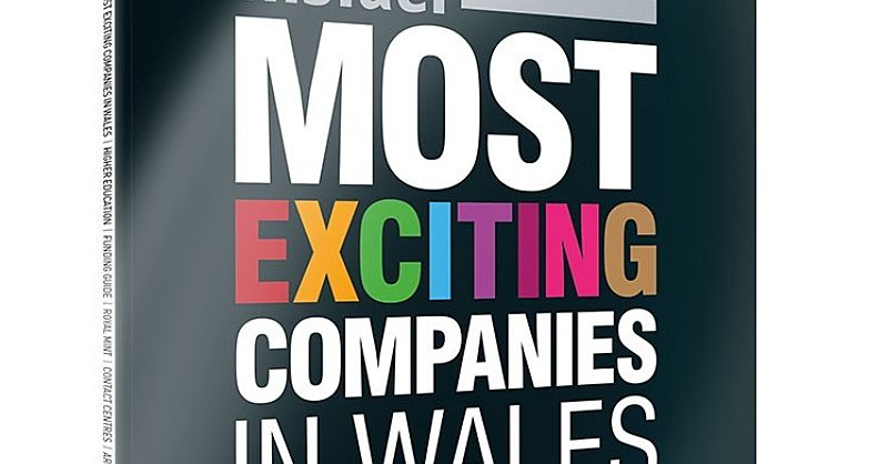Wales Business Insider magazine: Wolfestone named one of Wales' Most Exciting Companies